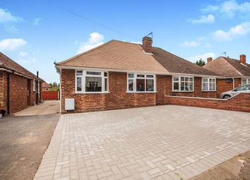 Thumbnail 2 bed semi-detached bungalow for sale in Chesterfield Drive, Ipswich
