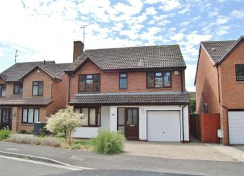 Thumbnail 4 bed detached house for sale in Plock Court, Longford, Gloucester
