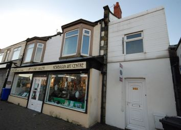 Thumbnail 3 bedroom flat to rent in Gibson Street, Newbiggin-By-The-Sea
