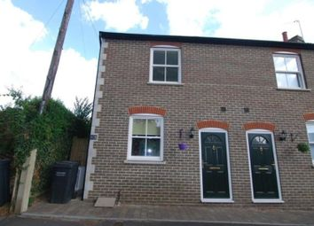 Thumbnail 2 bed end terrace house to rent in Quarry Hill Road, Sevenoaks