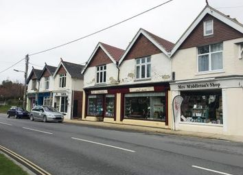 Thumbnail Commercial property for sale in 51-53 School Green Road, Freshwater, Isle Of Wight