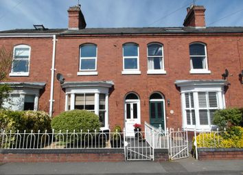 Thumbnail 2 bed terraced house for sale in Avenue Road South, Newport