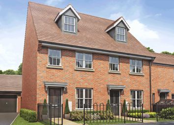 Thumbnail 3 bed semi-detached house for sale in Plot 441, Saxon Fields, Biggleswade