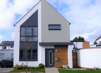 Thumbnail 3 bed detached house to rent in The Green, Exeter