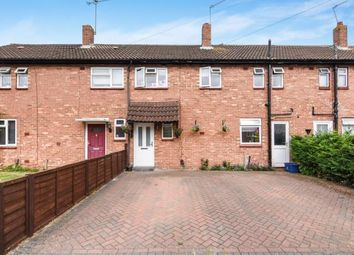 Thumbnail 3 bed terraced house for sale in North Weald, Essex, .
