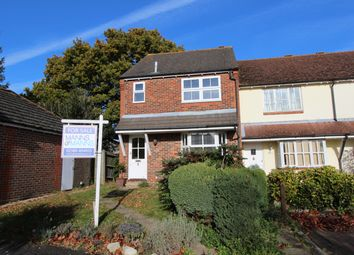 Thumbnail 3 bed end terrace house for sale in The Bartletts, Hamble, Southampton
