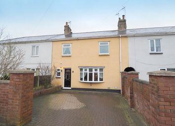 Thumbnail 3 bed terraced house for sale in Crompton Street, Teversal, Sutton-In-Ashfield