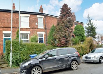 Thumbnail 2 bed terraced house for sale in Adswood Lane East, Cale Green, Stockport, Cheshire