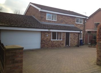 Thumbnail 4 bed detached house to rent in Cocker Lane, Leyland