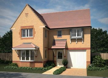 "Thumbnail 4 bed detached house for sale in ""Halstead"" at Bay Court, Beverley"