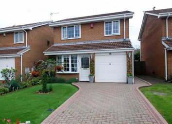 Thumbnail 3 bedroom detached house for sale in Silverdale Way, South Shields