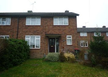 Thumbnail 3 bed end terrace house to rent in The Rise, Pound Hill, Crawley