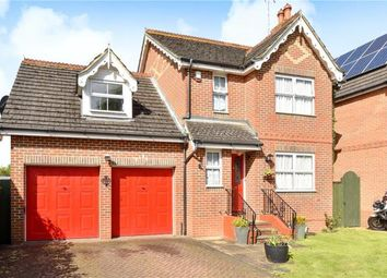 4 bed detached house for sale in Thorpeside Close, Staines-Upon-Thames, Surrey TW18
