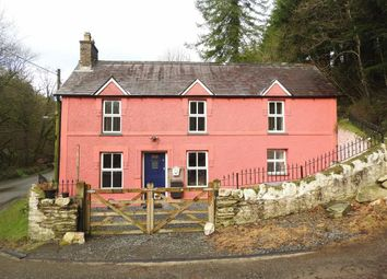 Thumbnail 3 bed cottage for sale in Cwmcych, Newcastle Emlyn