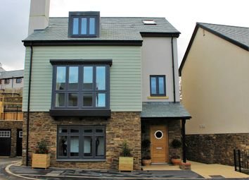 Thumbnail 4 bedroom detached house for sale in Salcombe View, Batson Cross, Salcombe