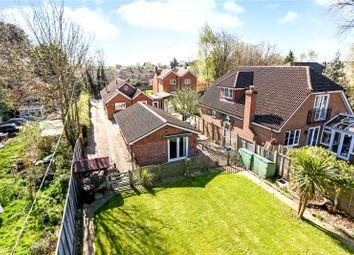 Thumbnail 4 bed detached bungalow for sale in Sandy Lane, Farnborough, Hampshire