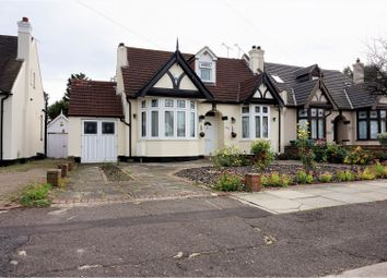 Thumbnail 4 bed semi-detached bungalow for sale in Levett Gardens, Ilford