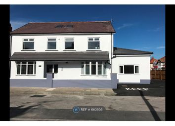 Thumbnail 1 bed flat to rent in Cambridge Road, Cleveleys