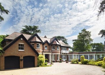 Thumbnail 6 bed detached house to rent in Warren Park, Coombe, Kingston Upon Thames