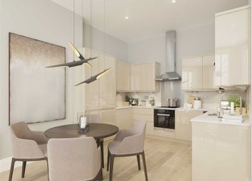Thumbnail 2 bed flat for sale in Christchurch Road, London