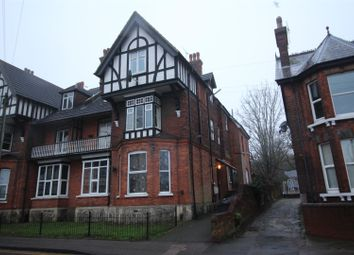 Thumbnail 1 bed flat to rent in Flat 11, 13 Canterbury Road, Ashford