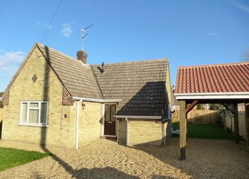 Thumbnail 3 bedroom detached bungalow for sale in Gaultree Square, Emneth, Wisbech
