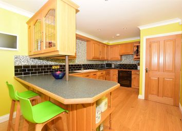 Thumbnail 3 bed detached house for sale in Bewsbury Cross Lane, Whitfield, Dover, Kent