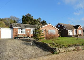 Thumbnail 3 bed detached bungalow for sale in Flordon Road, Creeting St. Mary, Ipswich