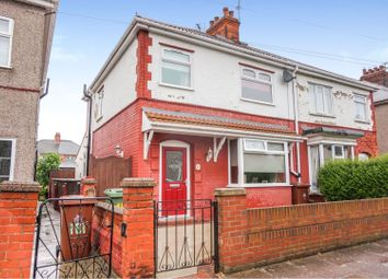 Thumbnail 3 bed semi-detached house for sale in Fairmont Road, Grimsby