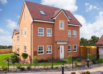 """Thumbnail 4 bed detached house for sale in """"Hesketh"""" at Fleece Lane, Nuneaton"""
