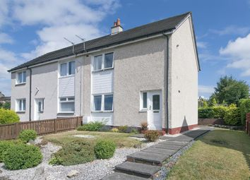 Thumbnail 2 bedroom semi-detached house for sale in St. David's Court, Larbert