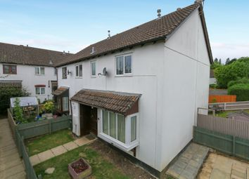 Thumbnail 2 bed semi-detached house to rent in Meadowbank, Chudleigh Knighton, Chudleigh, Newton Abbot