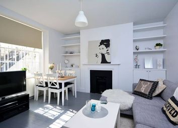 Thumbnail 1 bedroom flat to rent in Nutford Place, London