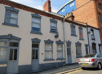 Thumbnail 2 bed terraced house for sale in Grove Road, Northampton