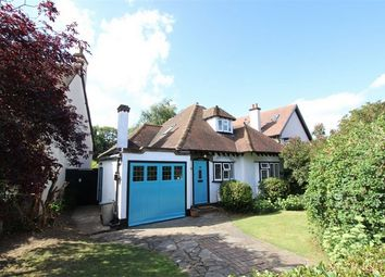 Thumbnail 3 bedroom detached bungalow for sale in The Cottage, Priory Crescent, Southend-On-Sea, Essex