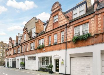 Thumbnail 3 bed terraced house for sale in Holbein Mews, London