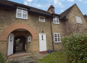 Thumbnail 2 bed cottage for sale in Asmuns Place, Hampstead Garden Suburb, London