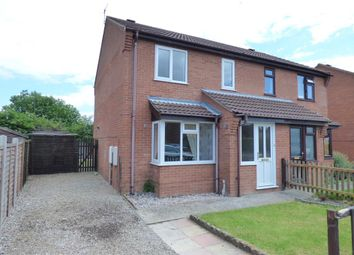 Thumbnail 3 bed semi-detached house for sale in Shearwater Close, Louth