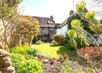 Thumbnail 2 bed terraced house for sale in The Barn, The Green, Southwick, Brighton
