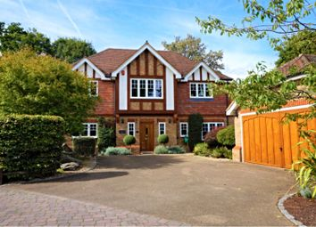 Thumbnail 5 bed detached house for sale in Hamilton Way, Farnham Common