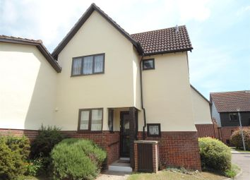 Thumbnail 2 bedroom flat for sale in Bader Court, Martlesham Heath, Ipswich