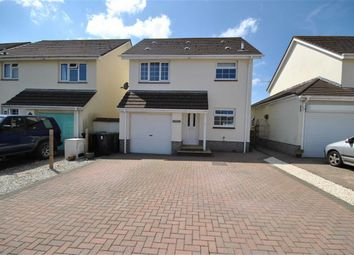 Thumbnail 3 bed detached house to rent in Holland Close, Barnstaple, Devon