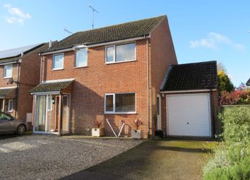 Thumbnail 3 bed link-detached house for sale in Forge Close, West Overton, Marlborough