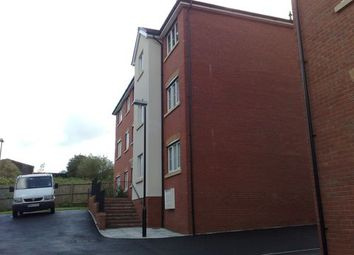 Thumbnail 2 bed flat to rent in Skylark Road, Nant-Y-Coed, North Cornelly, Bridgend