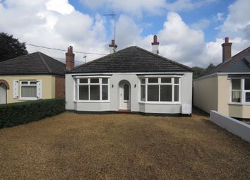 Thumbnail 3 bed detached bungalow for sale in Dowgate Road, Leverington, Wisbech