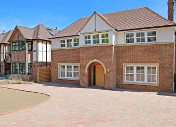 Thumbnail 5 bed detached house for sale in Goodyers Avenue, Radlett