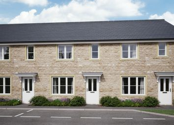 Thumbnail 2 bed terraced house for sale in Oxlease Way, Paulton, Somerset