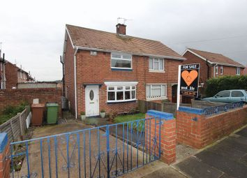 Thumbnail 2 bed semi-detached house for sale in Antwerp Road, Farringdon, Sunderland
