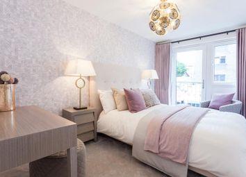 "Thumbnail 2 bedroom flat for sale in ""Type S-1"" at Bonnington Road Lane, Edinburgh"