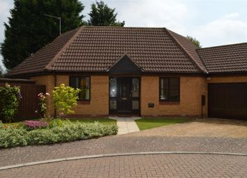Thumbnail 3 bedroom detached bungalow for sale in Cowslip Walk, St. Germans, King's Lynn